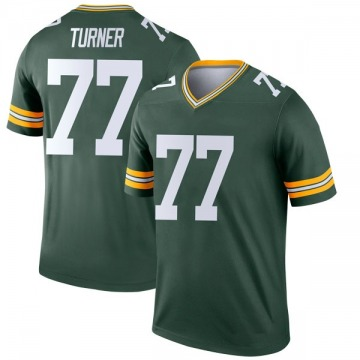 Youth Billy Turner Green Bay Packers Nike Legend Jersey - Green